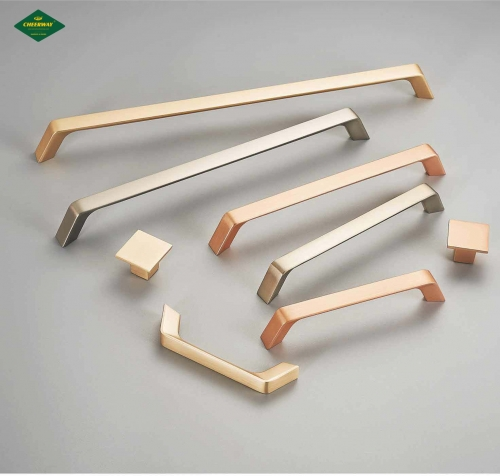 New zinc alloy furniture decoration handle, simple style high quality hardware handle.